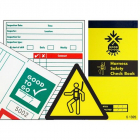Good to go safety harness check book