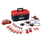 Standard Lockout Kit, c/w Electrical & Mechanical Devices