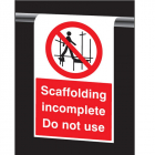 Roll Top - Scaffolding incomplete do not use