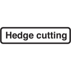 Hedge cutting fold up supplementary text
