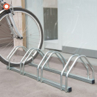 Bicycle Rack for 5 (HxWxD): 255x1340x330mm