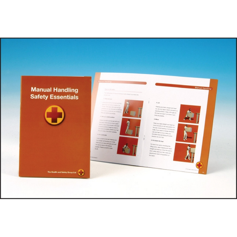 A5 booklet - Manual Handling Essentials
