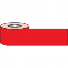 Self adhesive floor tape 33m x 50mm - red