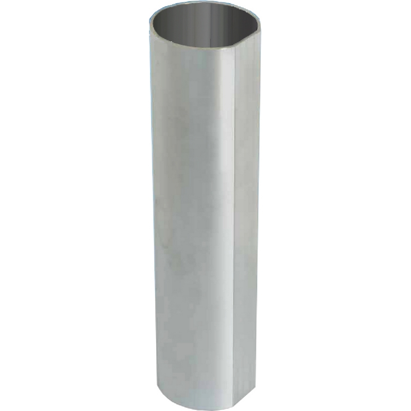 Anti-Rotational Steel Post - Grey 3.0 mtr x 76 mm
