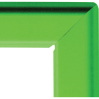 A3 25mm snap frame - green