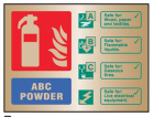9490 ABC powder extinguisher ID brass 150x200...