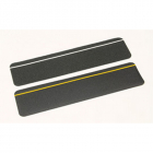 Anti-slip cleat black reflective 610mm x 150mm