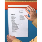 Self adhesive document pocket ID (pack 10) 310x215mm