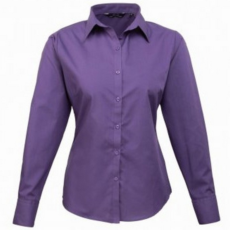 Ladies Blouses - Long Sleeved