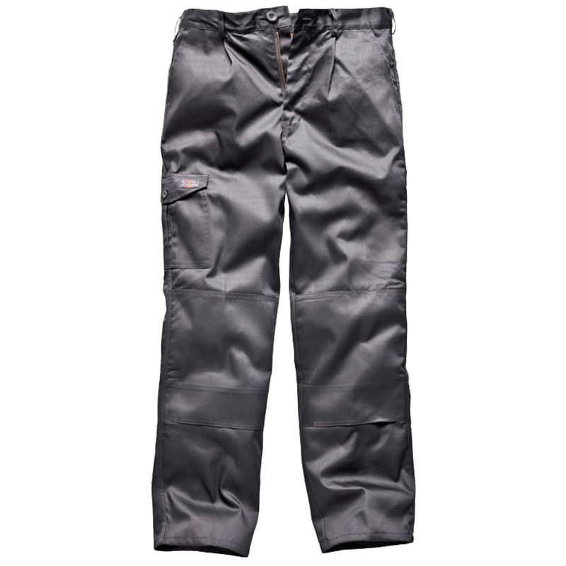 WORWD007S.G.44 - WD007 Dickies Redhawk Super Trousers Grey 44S