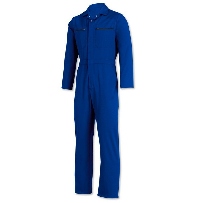 Essential Zip Front Coverall. 4 Lengths