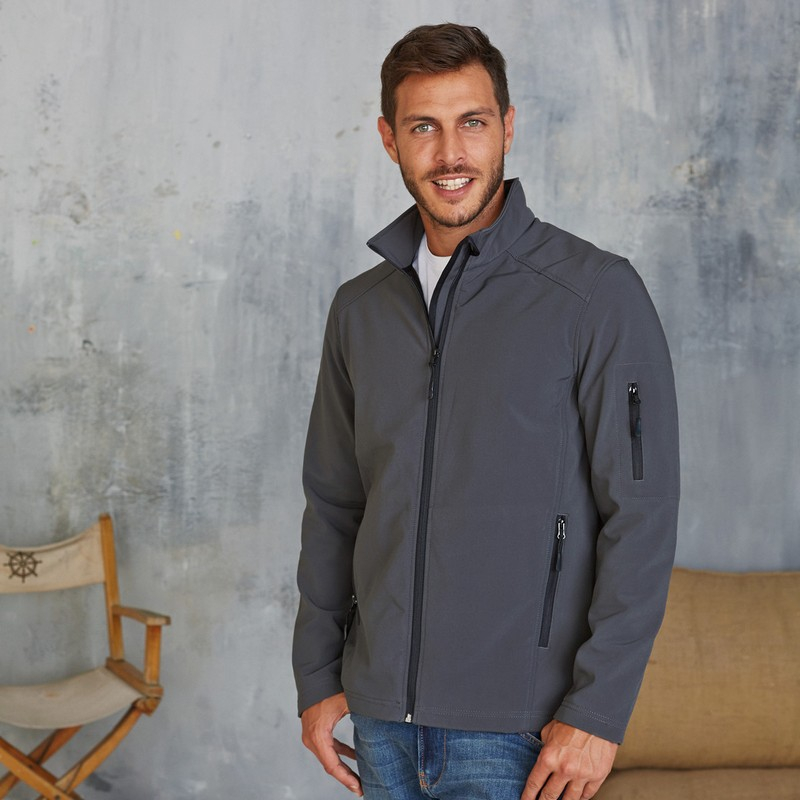 Kariban Soft Shell Jacket