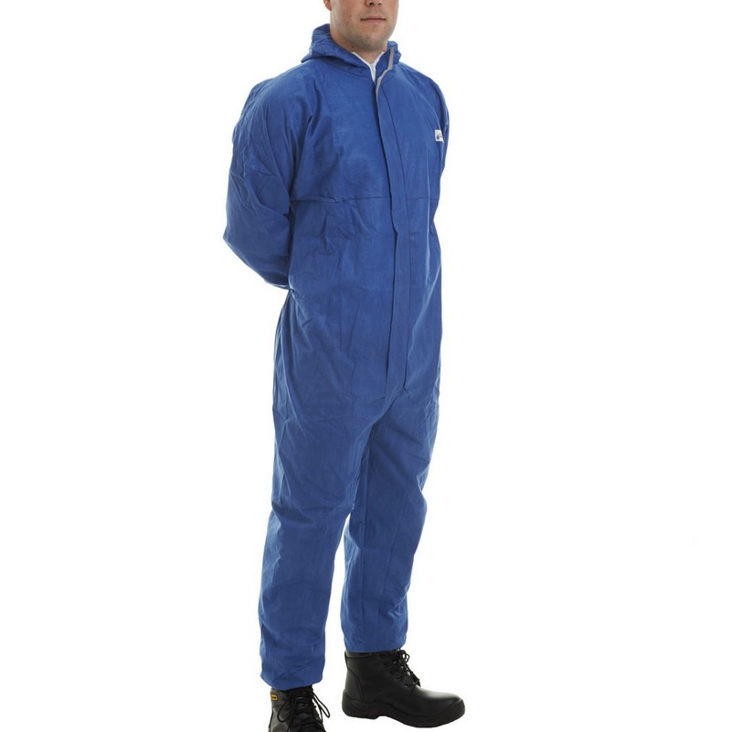 Supertex SMS Type 5/6 Blue Coverall