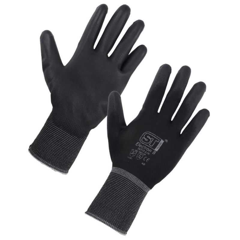 Electron PU Coated Glove