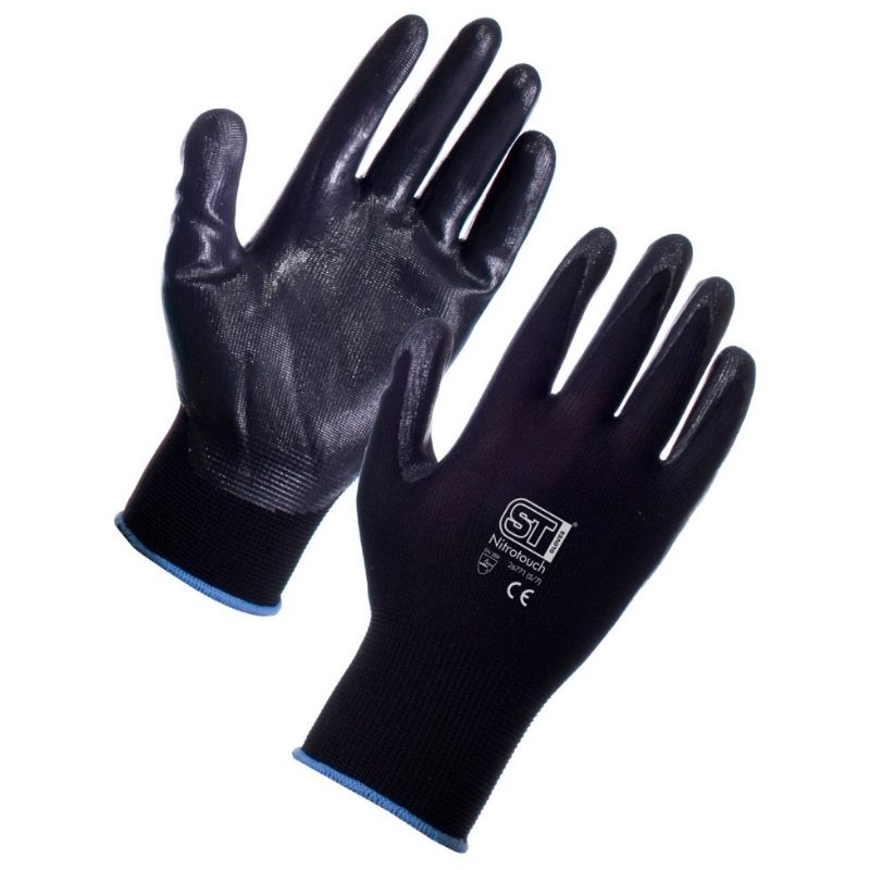 Nitrotouch Nitrile Coated Glove