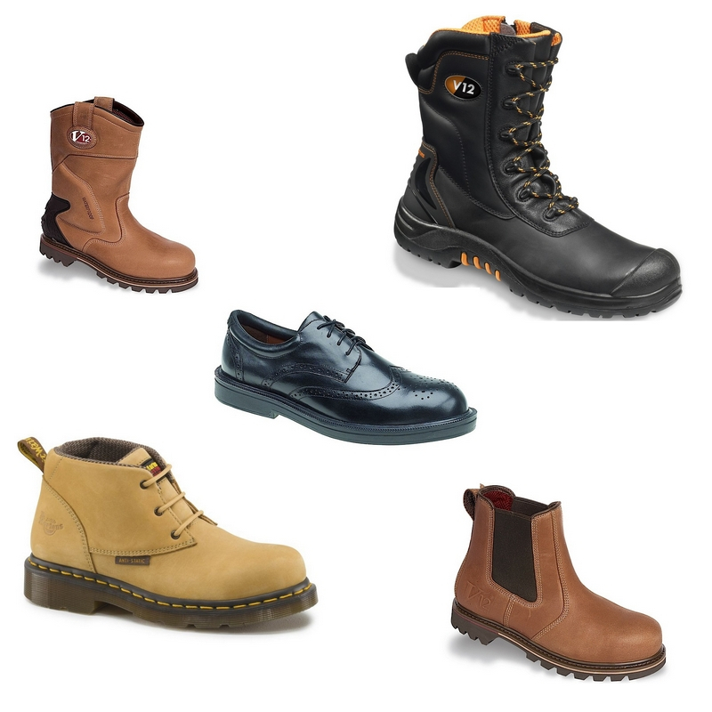 Safety Footwear by Style