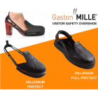 Gaston Mille Visitor Safety Overshoes