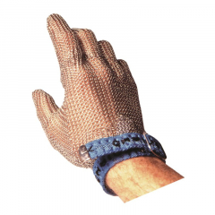 Chain Mail Glove 5 Digit