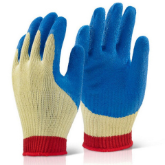 Latex Coated Cut Resistant H/W Kevlar Glove