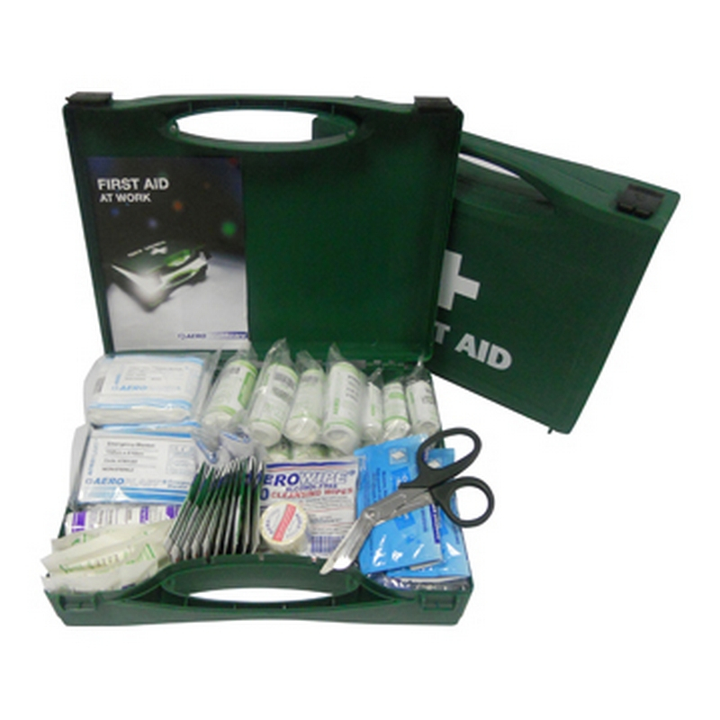 Economy British Standard Catering First Aid Kits