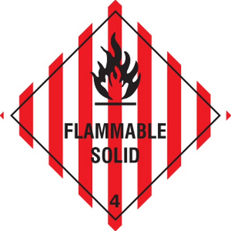 4432 Flammable solid