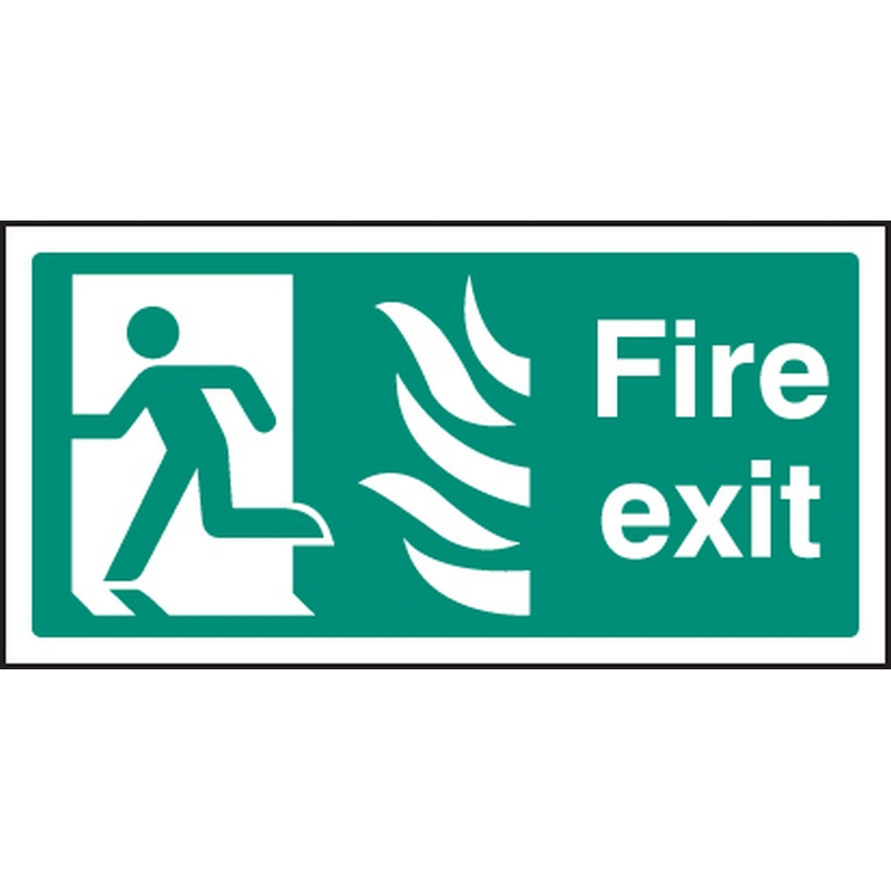 HTM Exit Signs