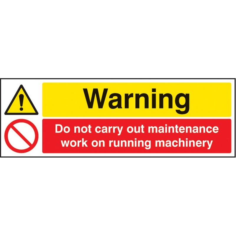 Machinery Multi-Message Signs