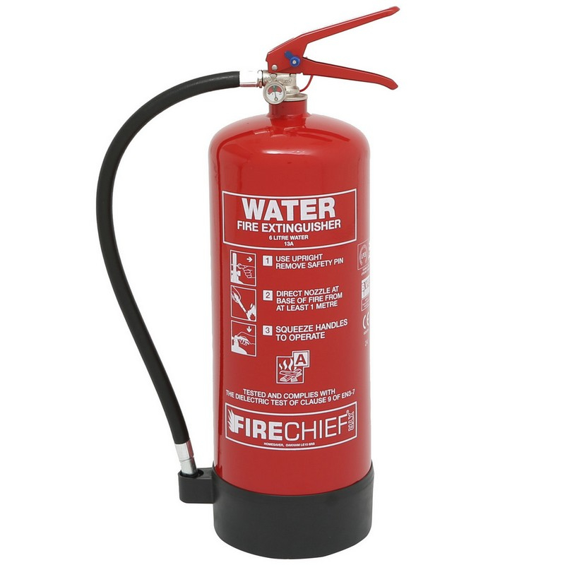 Fire Extinguishers & Equipment