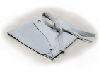 Chrome Leather Apron 900x600 Complete with ties