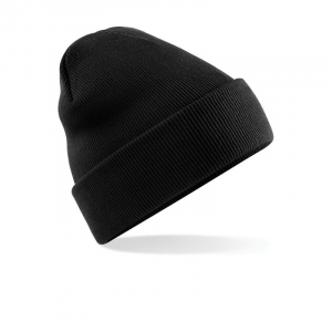 BB45 Original Cuffed Beanie Black