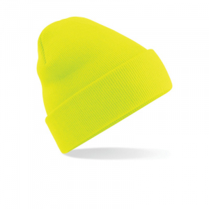 BB45 Original Cuffed Beanie Fluorescent Yellow