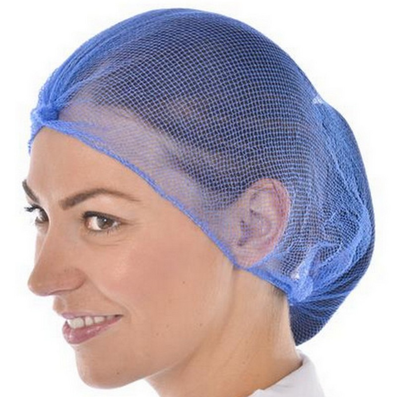 Extra Fine 3mm Mesh Metal Free Hair Net