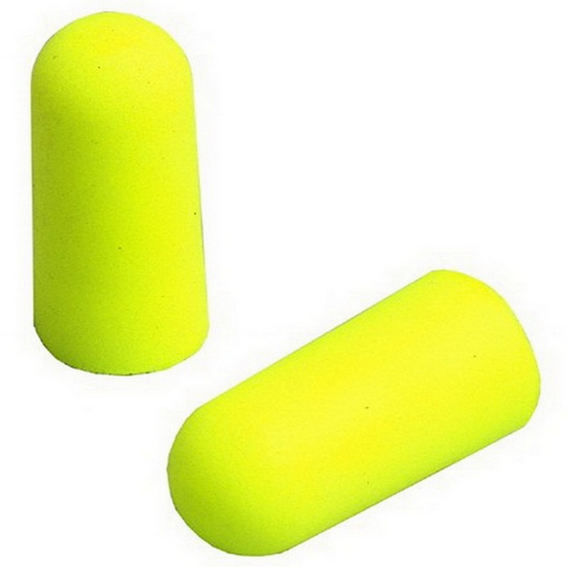 3M E.A.R. Soft Yellow Neon Earplug