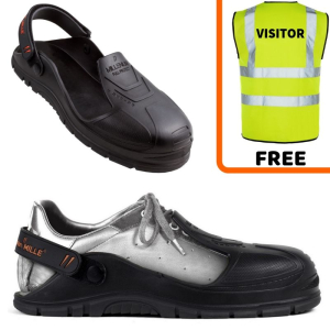 ffda27a7a85 Gaston Mille Safety Overshoes & Toe Protectors | Safety Plus -