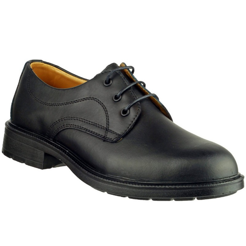 Amblers Black Safety Shoe Size 14