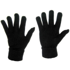 Black Acrylic Glove
