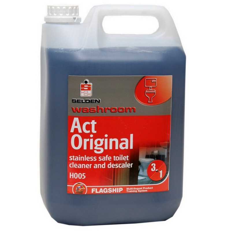 Selden ACT Original Toilet Cleaner 5ltr
