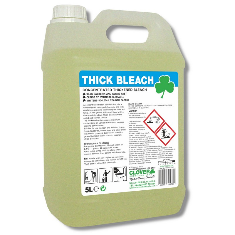 Thick Bleach