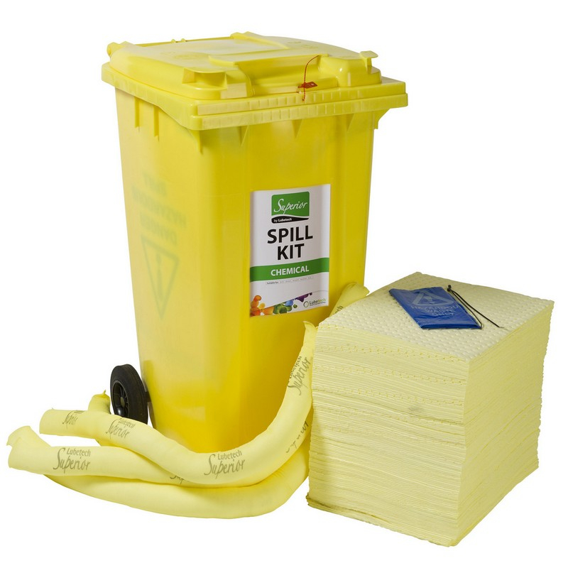 120ltr Chemical Spill Response Kit