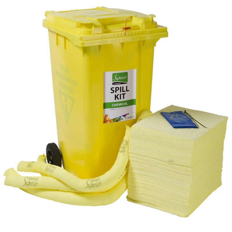 240ltr Chemical Spill Response Kit