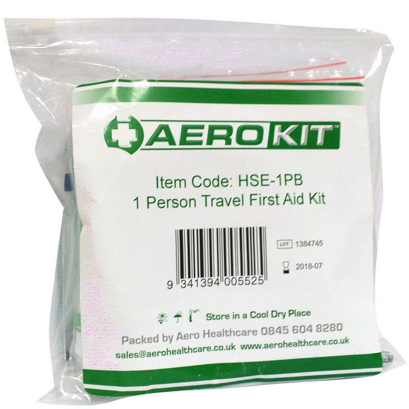 1 Person Travel Kit