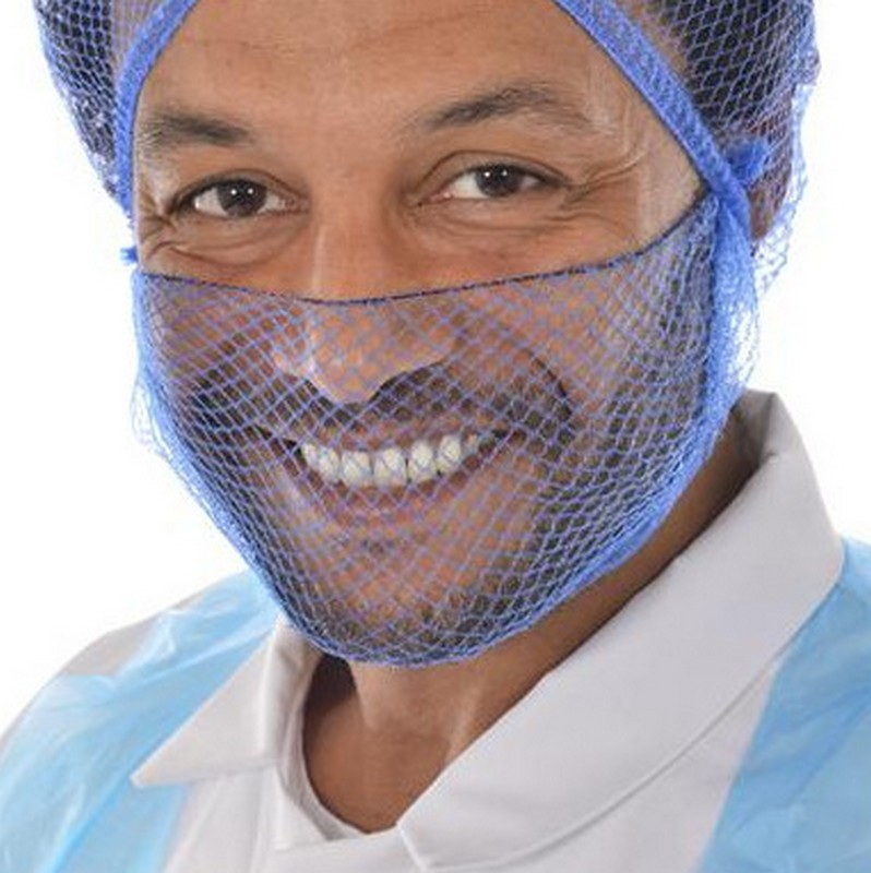 5mm Metal Free Beard Net