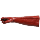 PVC Heavyweight Red Gauntlet 22