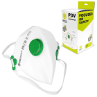 FFP3 Valved Fold Flat Mask box 20 - Currently out of stock