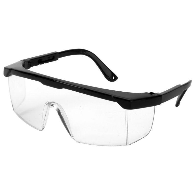 Wrap Around Clear Safety Spectacles