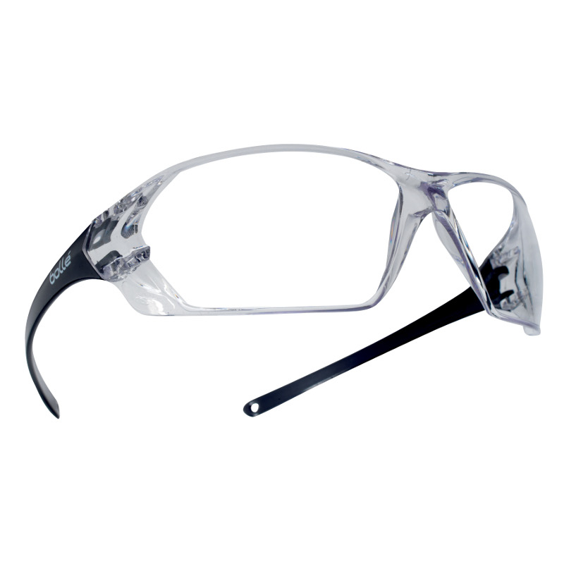 Bolle Prism Safety Spec c/w Cord Clear