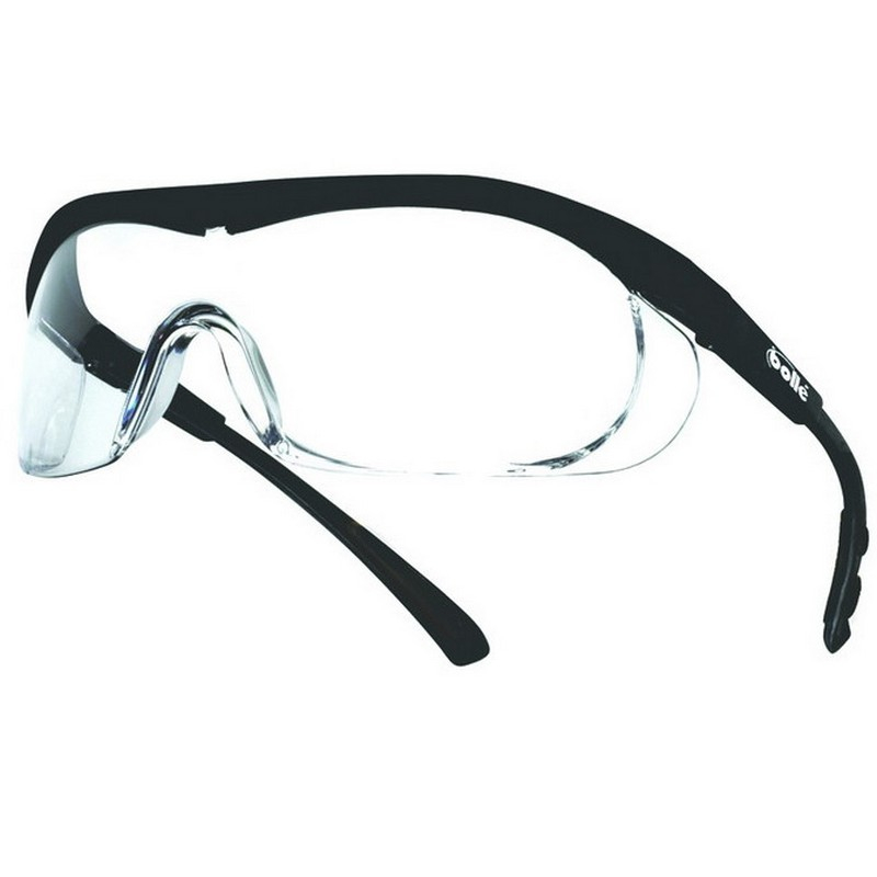 Bolle Targa Safety Spectacle - Black