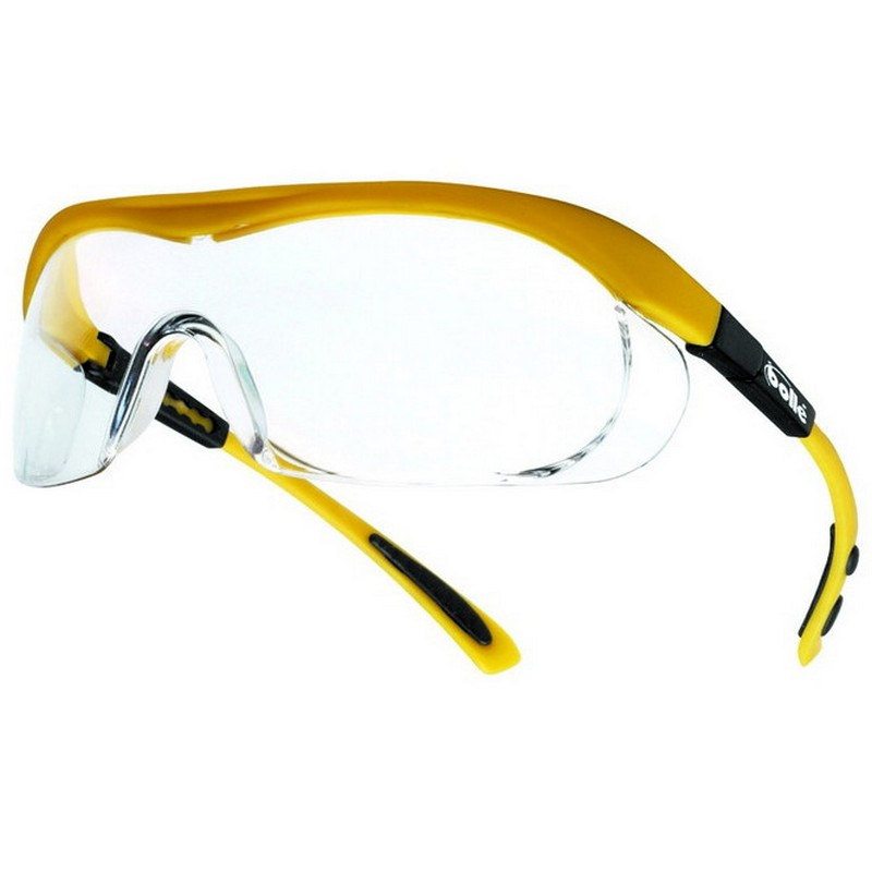 Bolle Targa Safety Spectacle Yellow/Black