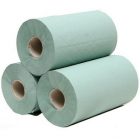 1ply Green Roll Towel