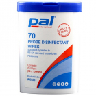 PAL Probe Disinfectant Wipe Tub 70 70x130mm